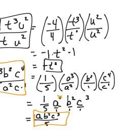 Laws of Exponents 4: Dividing Monomials   Math [ 768 x 1024 Pixel ]