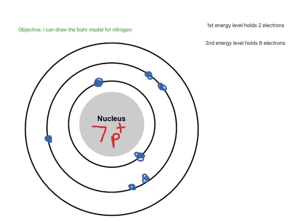 medium resolution of diagram of nitrogen wiring diagram diagram of nitrogen cycle easy bohr model for nitrogen science