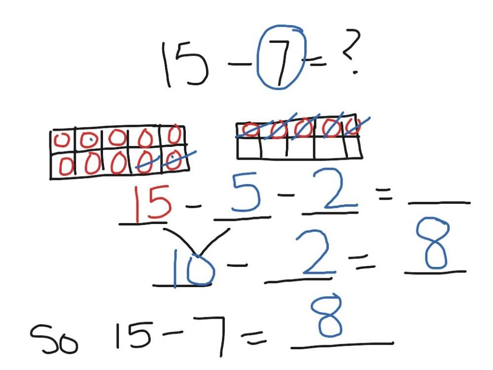 medium resolution of Lesson 4.5 Go Math First Grade   Math   ShowMe