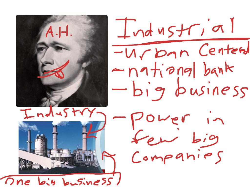 Thomas Jefferson Vs Alexander Hamilton Part 1
