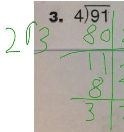 Everyday Math 6.3: Partial Quotient Division   Math [ 768 x 1024 Pixel ]