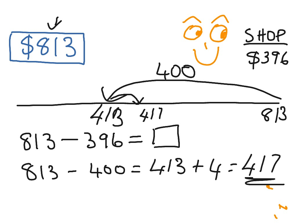 Subtraction By Rounding And Compensating