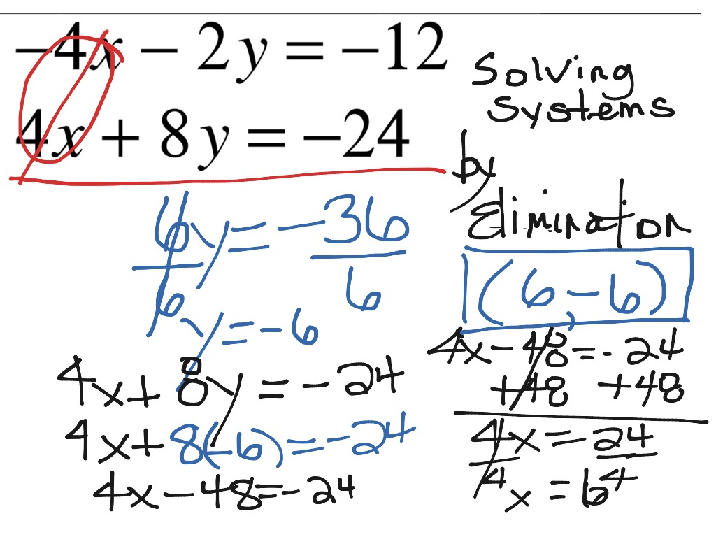 System Of Equations Solver