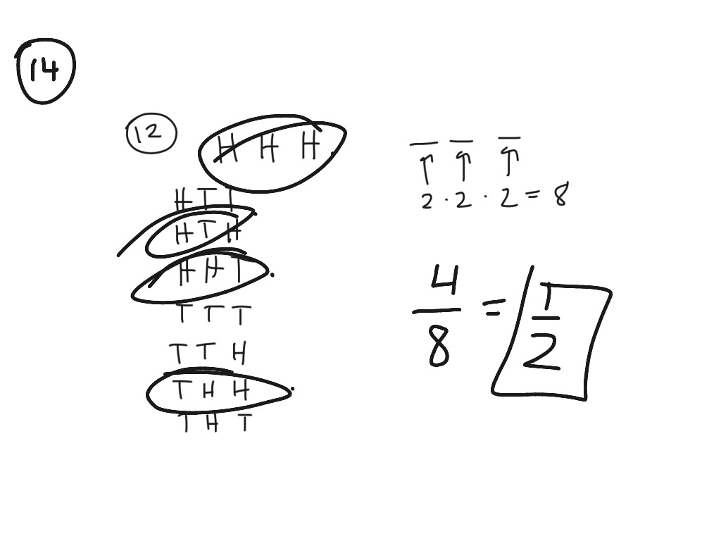Counting, permutations, combinations, and probability test