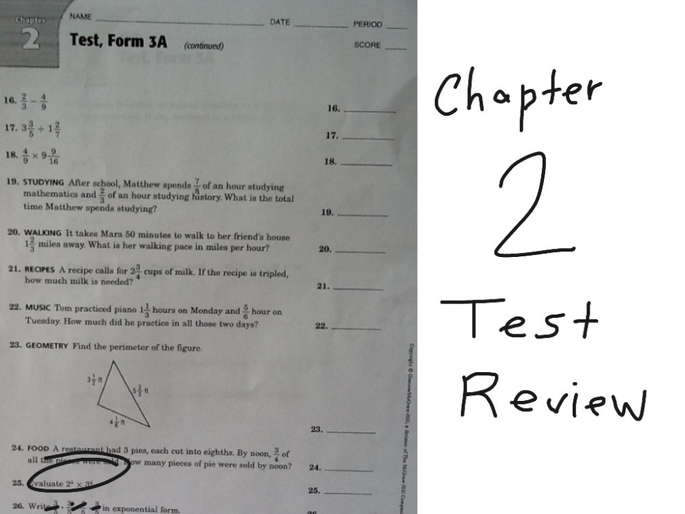 medium resolution of Ms. Singhs Online Classroom : Grade 7 Math Corrections: Chapter Review  Ques. 15