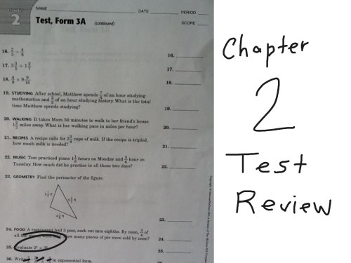 small resolution of Ms. Singhs Online Classroom : Grade 7 Math Corrections: Chapter Review  Ques. 15