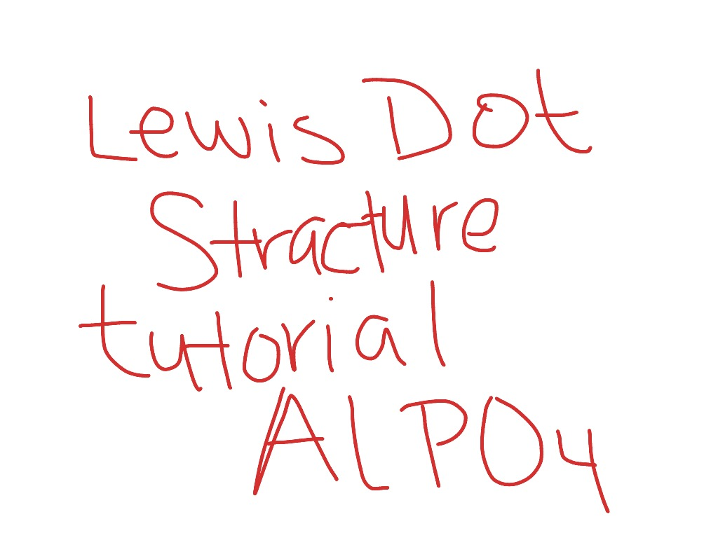 electron dot diagram for al how to read wiring diagrams hvac aluminum phosphate lewis structure science showme