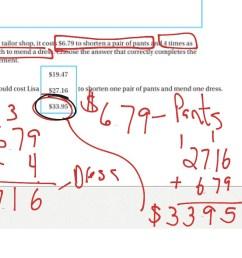 5th grade Chapter 4 review sheet part 1   Math [ 768 x 1024 Pixel ]