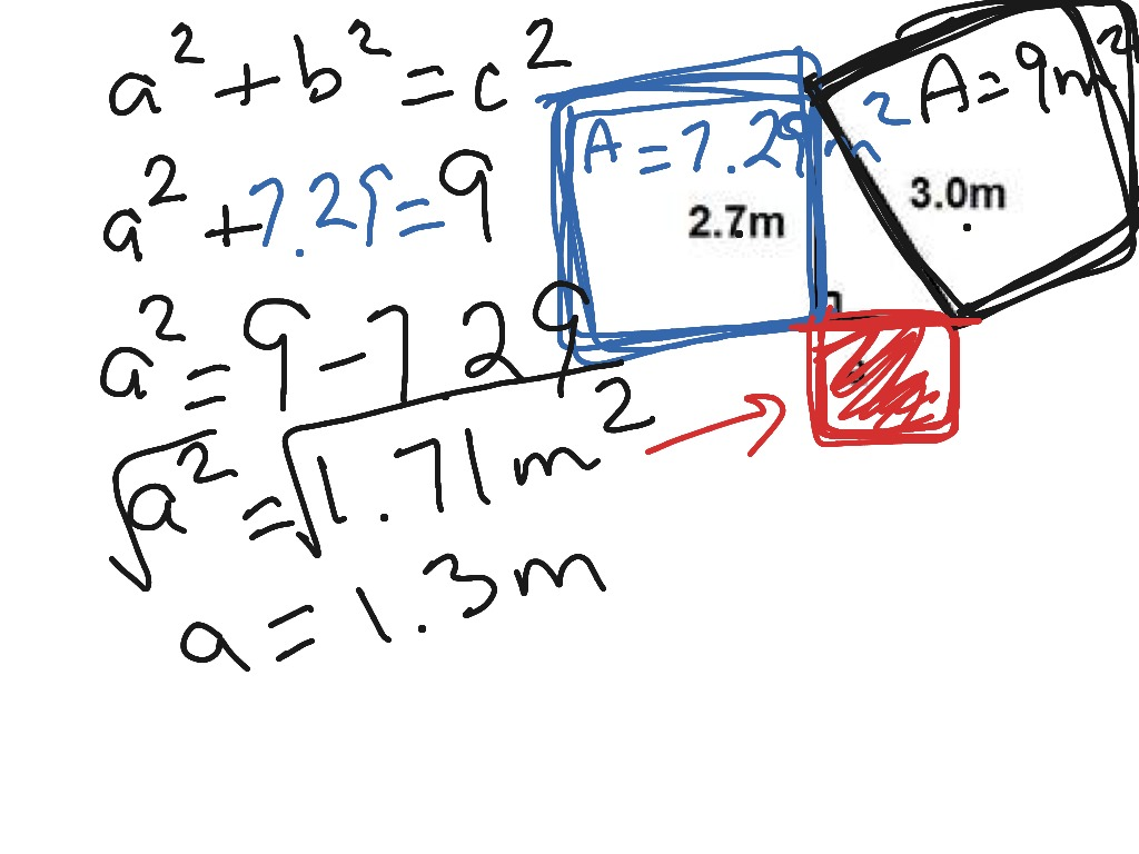Pythagorean Theorem Maddaford