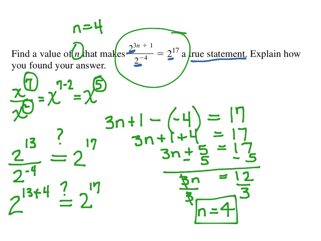 Worksheet Exponents Simplifying