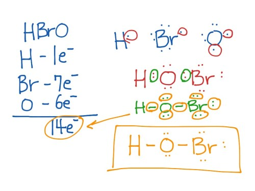 small resolution of electron dot structure of hbro science chemistry showme lewis diagram ph3 lewis diagram hobr