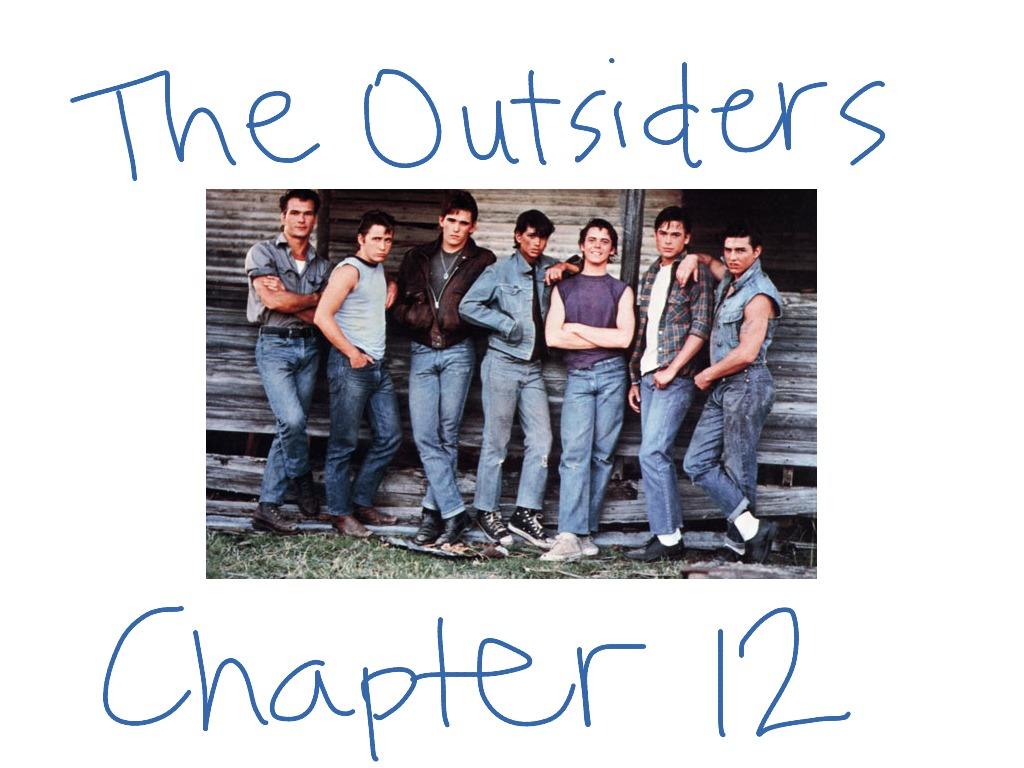 The Outsiders Chapter 12
