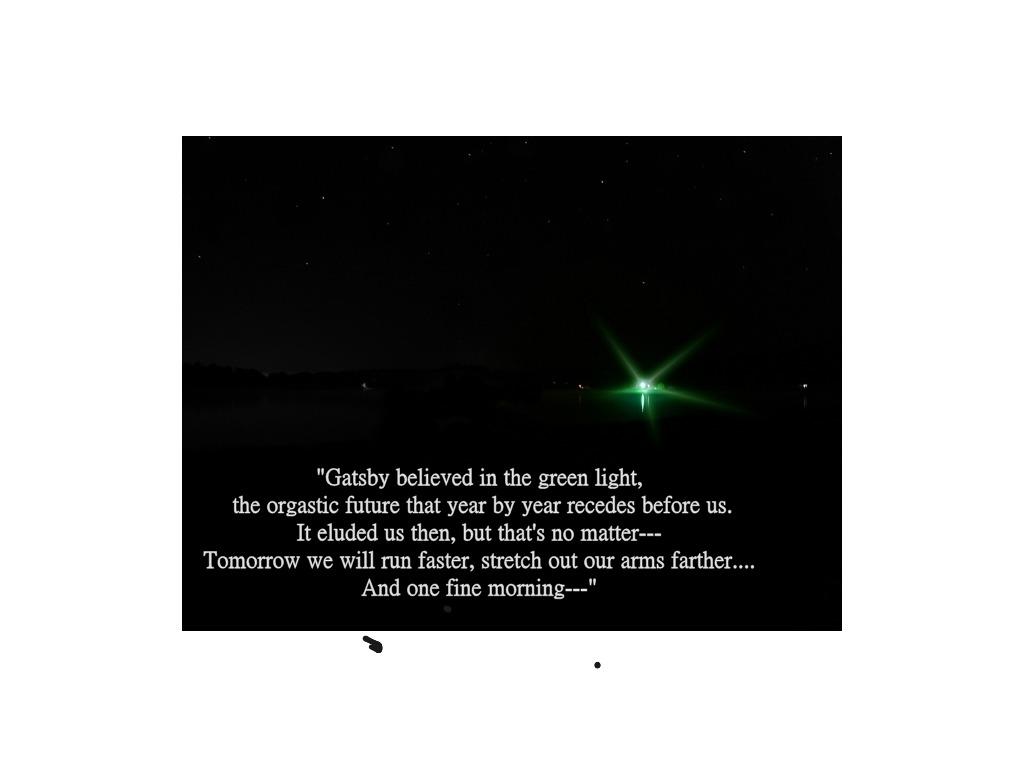 Gatsby Key Quotes