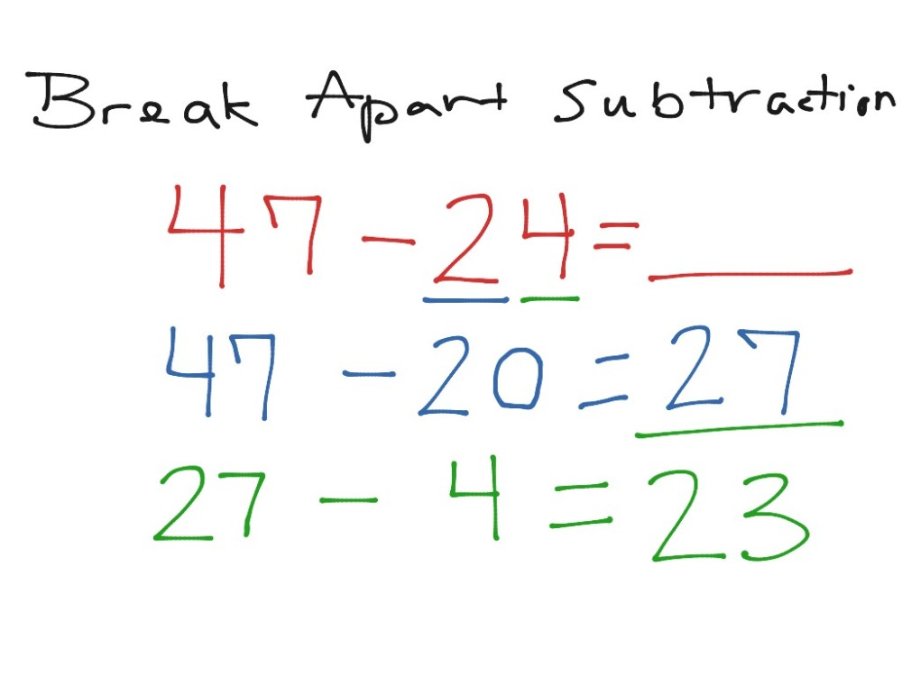 medium resolution of Break Apart Division Worksheet   Printable Worksheets and Activities for  Teachers