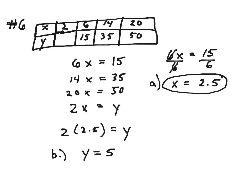 8th Grade Intermediate B Acsi Lesson 5 6 6