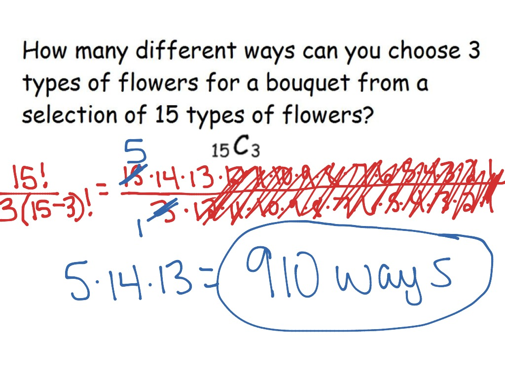 hight resolution of 12-6 Permutations and Combinations   Math
