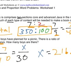Ratio \u0026 Proportions Word Problems   Math   ShowMe [ 768 x 1024 Pixel ]