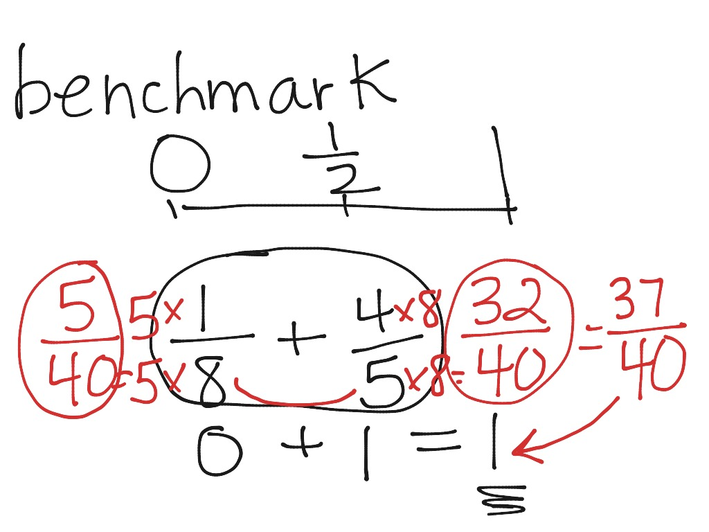 Estimating With Benchmark Numbers