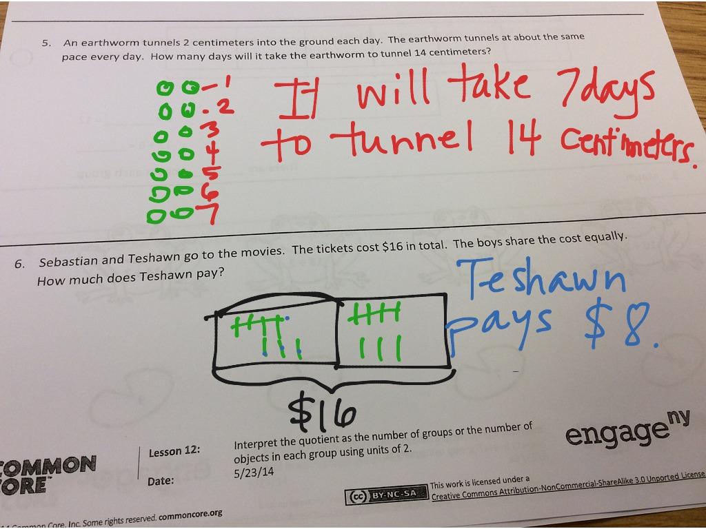 Eureka Math Grade 5 Module 1 Worksheets Lesson 12 Eureka Best Free Printable Worksheets