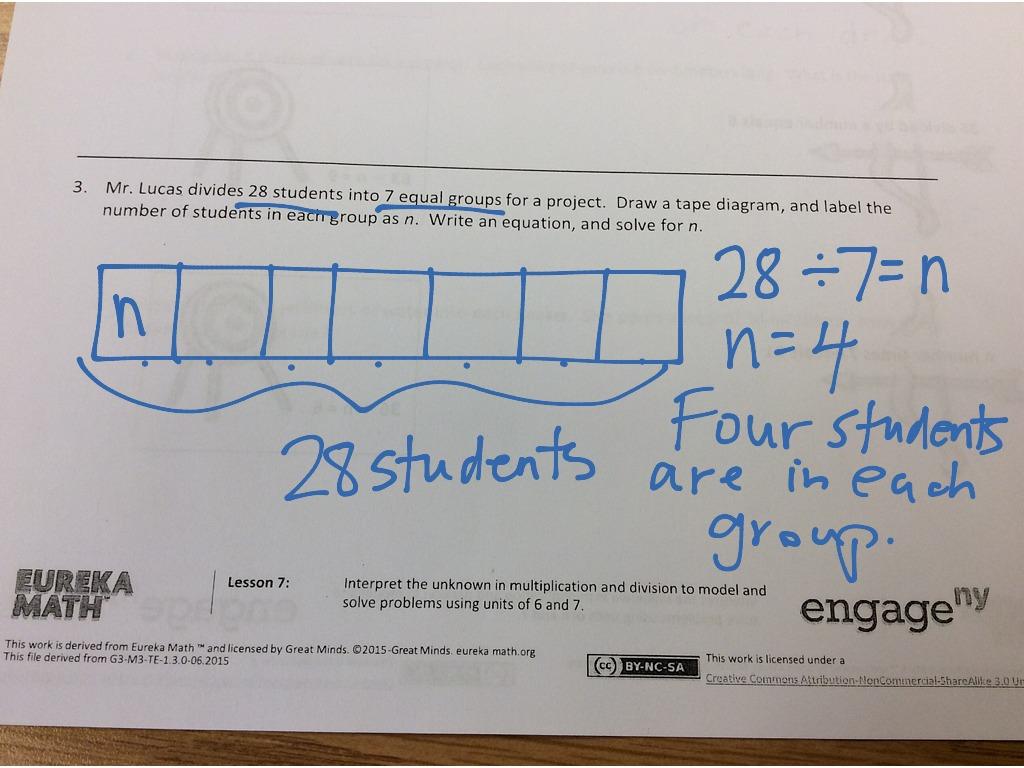 Eureka Math Grade 5 Module 3 Lesson 7 Homework Answers