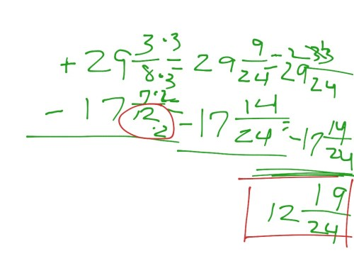 small resolution of Easy 6th grade math review for 7th   Math