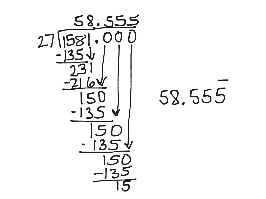 Worksheet Long Division With Remainders Grass Fedjp Worksheet Study Site