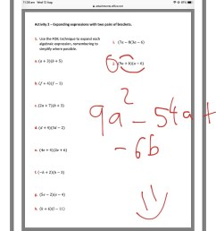 Yr 9 Math Worksheet   Printable Worksheets and Activities for Teachers [ 768 x 1024 Pixel ]