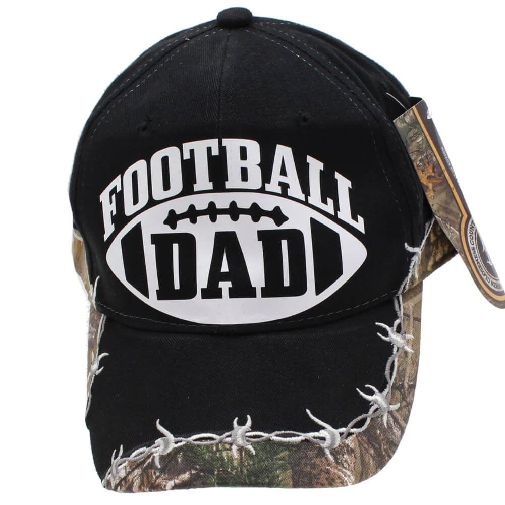 8a6c42ccf1d Football dad realtree black camo sports hat show me country jpg 1001x1001 Camo  sports hat