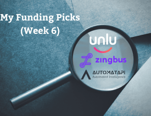 My funding Picks