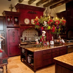 Kitchen Island Centerpiece Appliance Set Mark Roberts Show Me Decorating