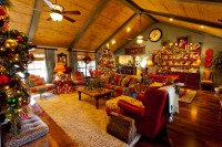 Show Me a Country French Home dressed for Christmas | Show ...