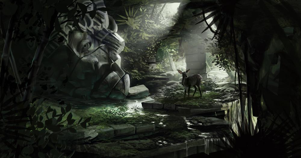 Dark Souls Animated Wallpaper Digital Painting Inspiration Showme Design