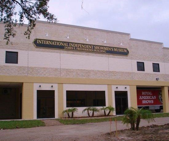 "alt=""International Independent Showmen's Museum"""