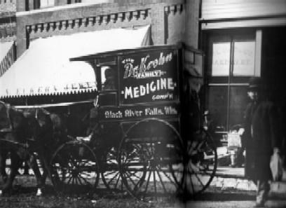 "alt=""patent medicine show"""