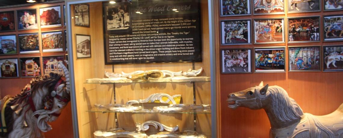 Wood Carver Exhibit
