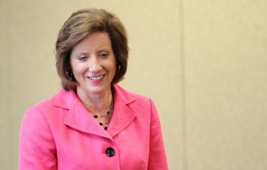 Representative Vicky Hartzler (r) [August 2015 file photo].