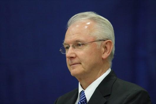 Former Governor Bob Holden, a pledged PLEO delegate (Hilary Clinton).
