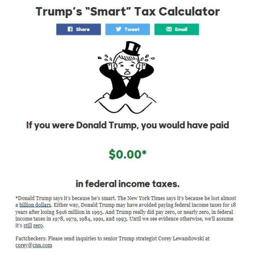 trumptaxcalculator