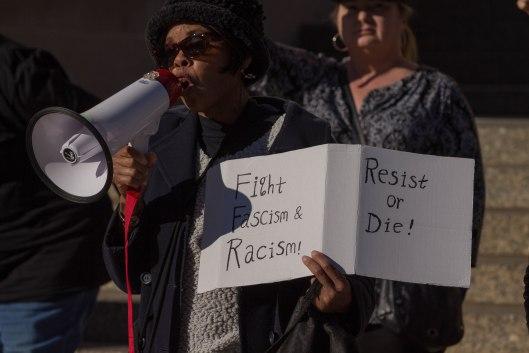 Resist or Die.