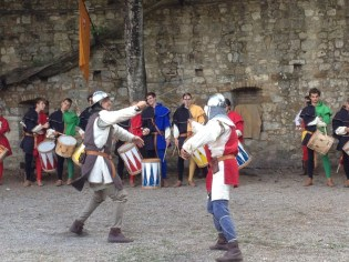 Medieval Pageant in San Gimignano