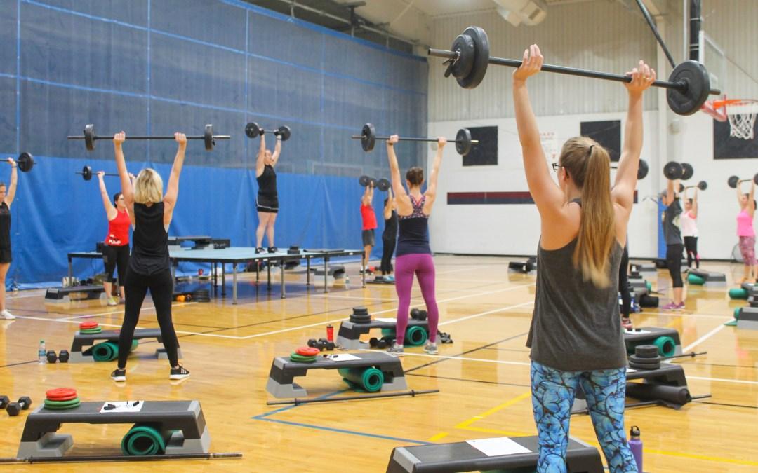 Unique Fitness: Bodypump with Nikki Phillips
