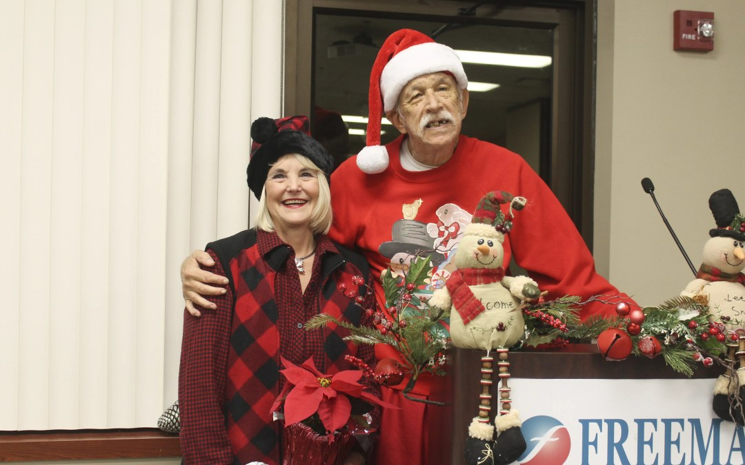 Faces&Places – Freeman Health System Annual Volunteer Christmas Party
