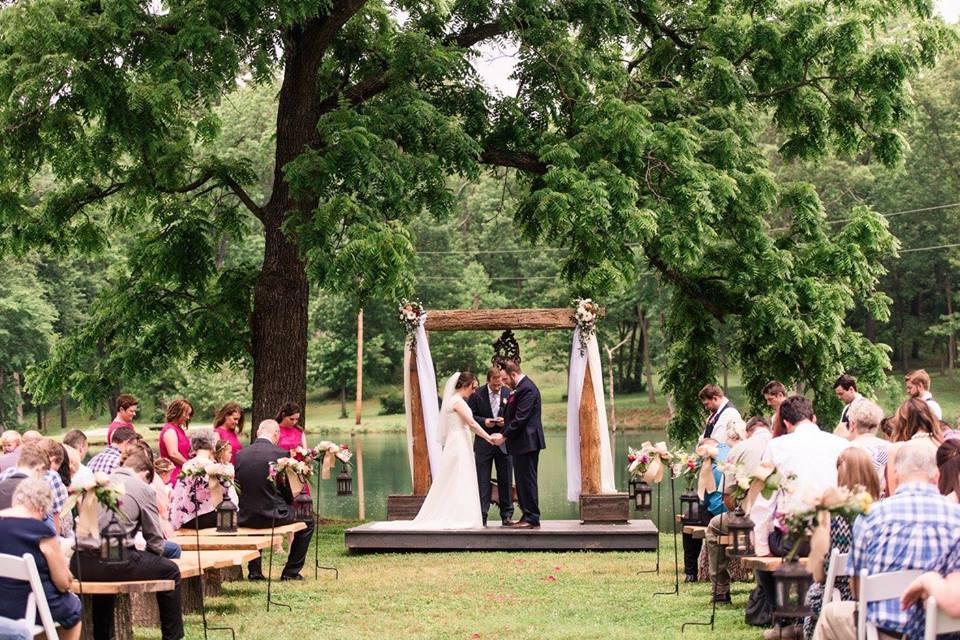 Wedding Destinations: Stella Springs