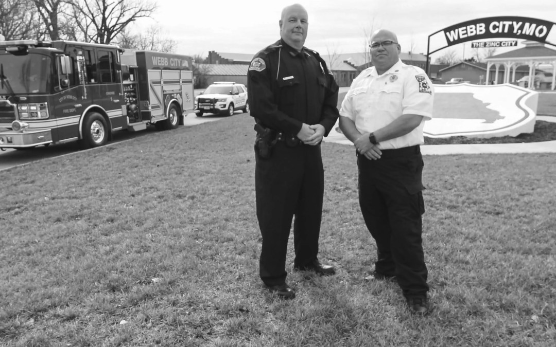 Faces of Webb City: The Faces of Emergency Management