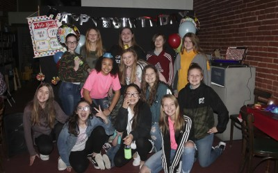 Kayla Weston's Birthday Party at Spencer's Sweet Call