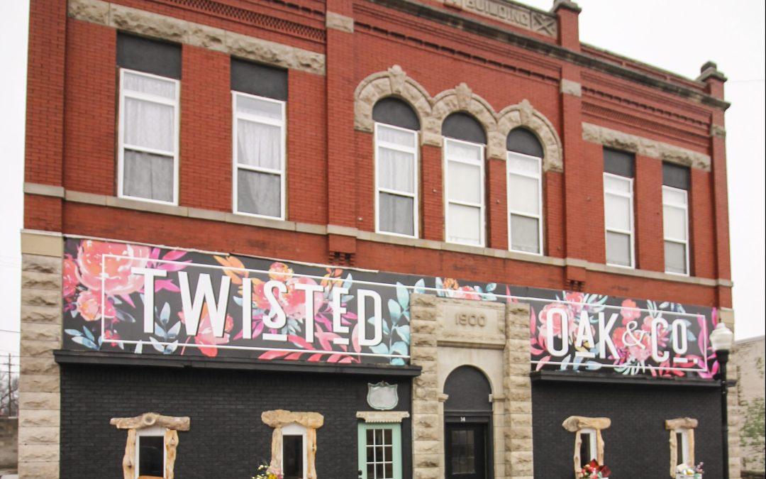 Twisted Oak: A Hometown Boutique
