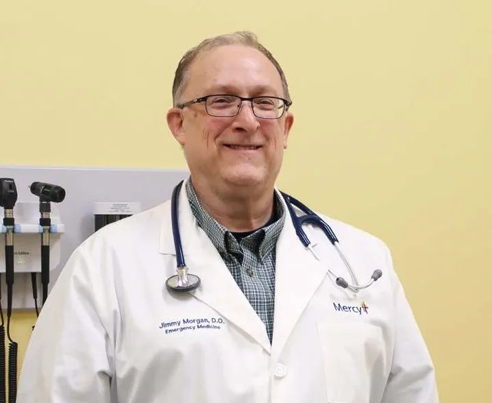 Meet the Doctors: Jimmy Morgan, DO