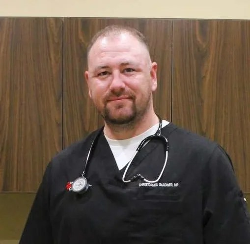 Meet the Doctors: Chris Gardner, NP