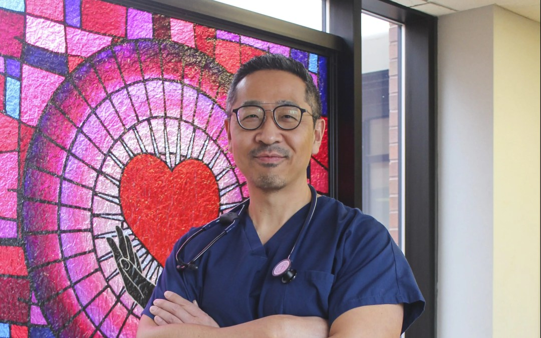 Meet the Doctors: Frank S. Kim, MD
