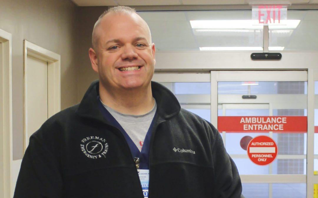Meet the Doctors: Matthew Grounds, DO
